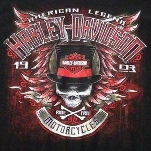 Harley-Davidson Shirts - Harley Davidson t-shirt size xl